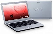 Sony VAIO VPC-S13S8R Silver