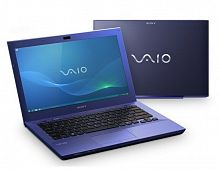 Sony VAIO VPC-SB3M1R Purple
