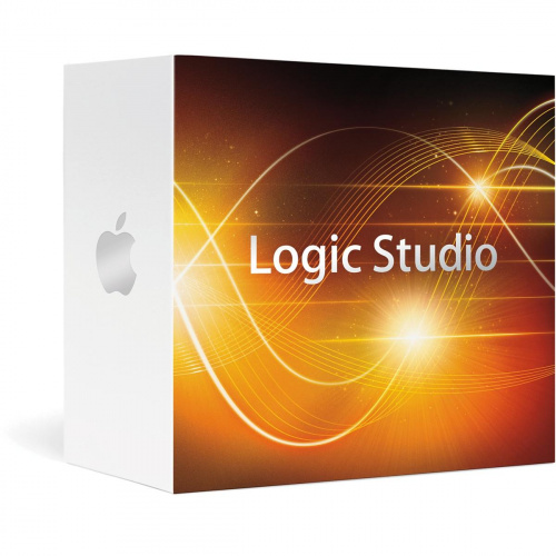 Apple Logic Studio Upgrade from Logic Express - MB799Z/A вид спереди