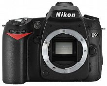 Nikon D90 Body (VBA230AE)