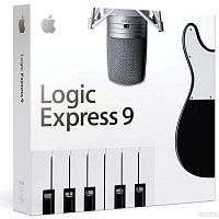 Apple Logic Express 9 Upgrade from Logic Express 6, 7, 8 (MB792Z/A)